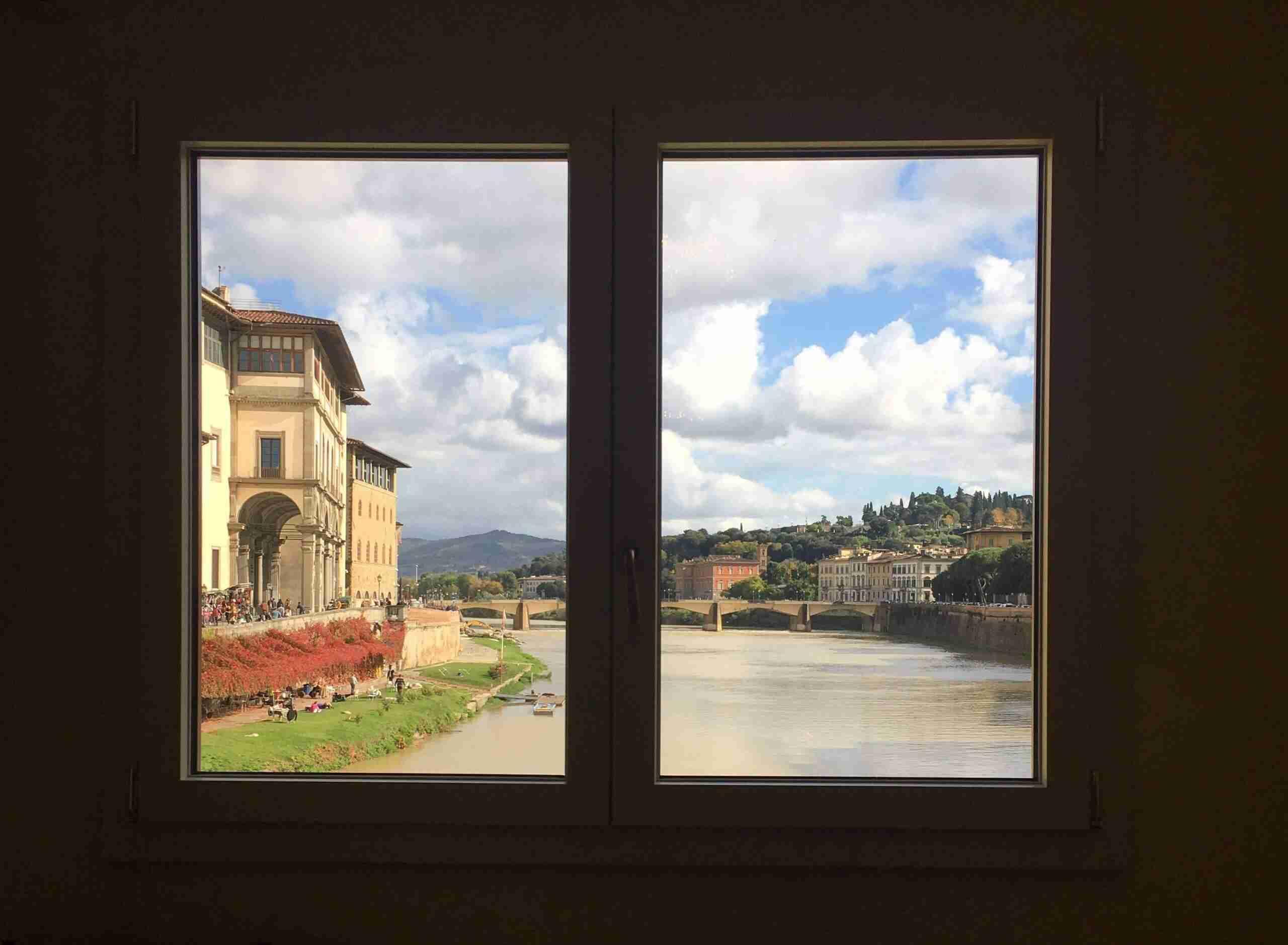 Officine Ponte Vecchio gli incontri sul Ponte